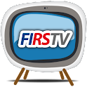 FIRSTV logo