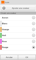 Screenshot of Colourcall