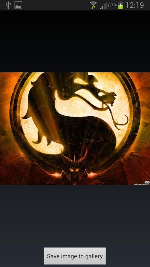 Mortal Kombat Wallpapers- screenshot