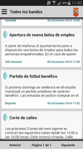 Casas de Don Pedro Informa