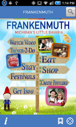 Explore Frankenmuth