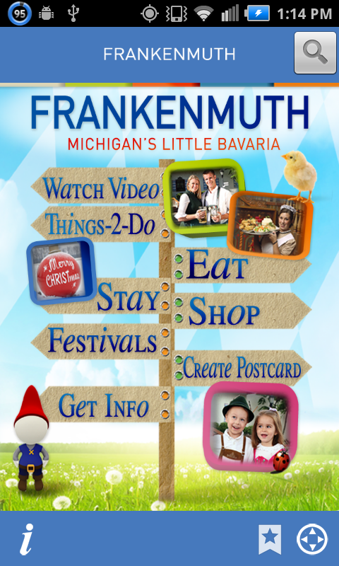 Explore Frankenmuth - screenshot