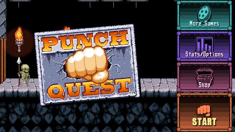 Punch Quest Screenshot 1