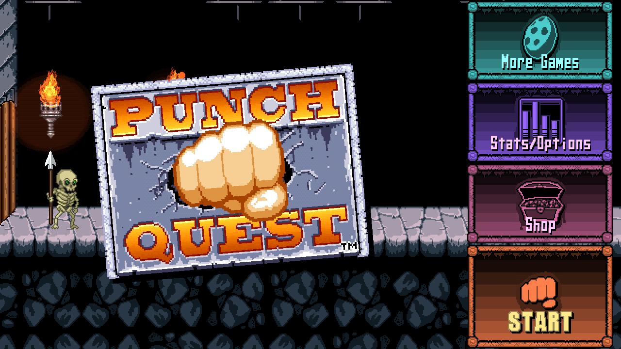 Punch Quest screenshot #1