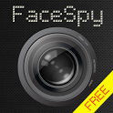 FaceSpy Free: Discreet Spy Cam icon