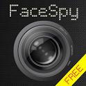 FaceSpy Free: Discreet Spy Cam icon