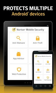 Norton Security and Antivirus - screenshot thumbnail