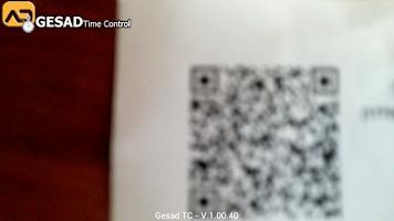 Screenshot of Gesad Time Control