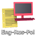 Eng-Rus-Pol Offline Translator icon