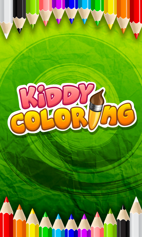 Coloring Kids - screenshot