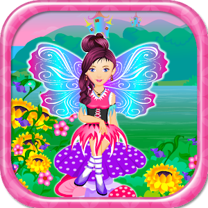 fairy bathing girls games for PC and MAC