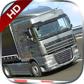 Truck Simulator Test Drive HD