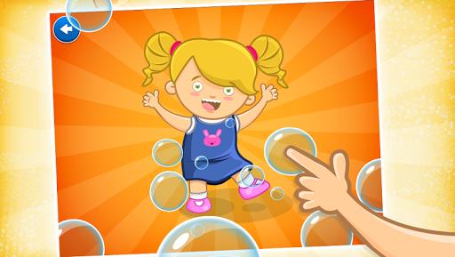 【免費解謎App】Babyclub Jigsaw-APP點子