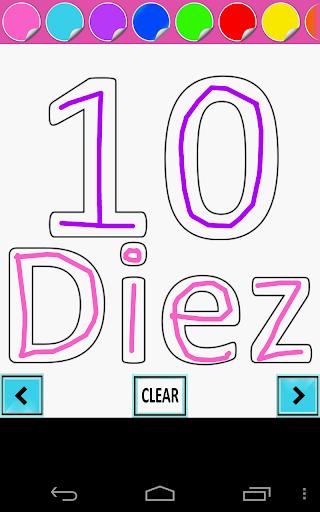 免費教育App|最好的西班牙ABC 123学习|阿達玩APP