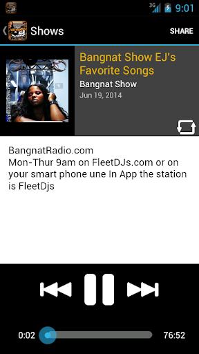 Bangnat Show