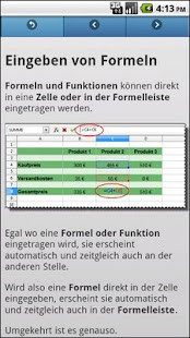 Basiskurs OpenOffice Calc - screenshot thumbnail