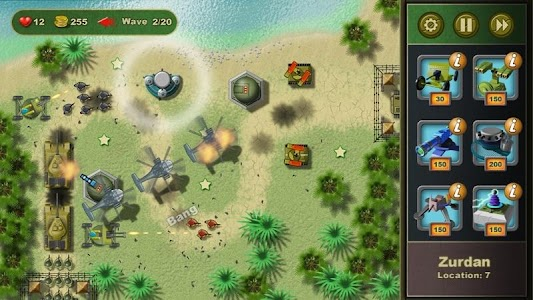 Tropic Defense v1.1