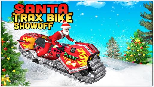 Santa Trax Bike ShowOff