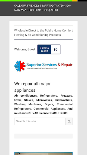 Superior Services And Repair