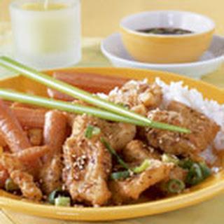 Sesame Flour Recipes.