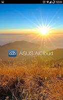 Screenshot of ASUS AiCloud