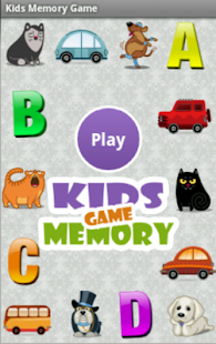 Kids Memory Games Plus