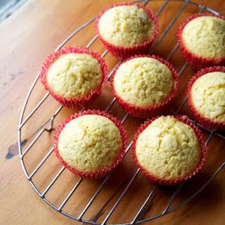 Eggnog Cupcakes.