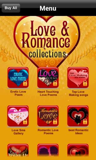 Love Romance Collection