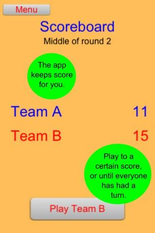 Group Guess - Categories - screenshot
