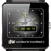 JJW Elite Black Watchface SW2