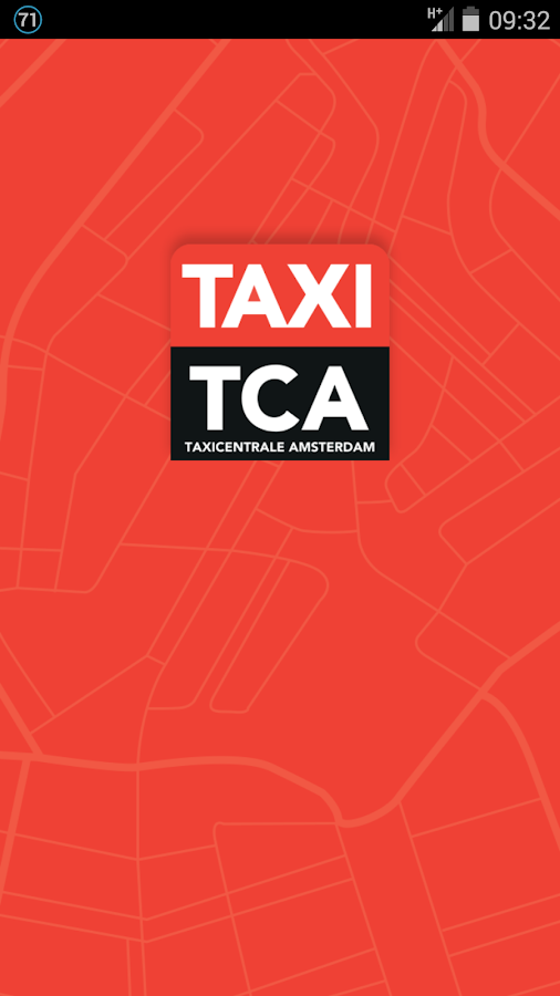 TCA - Taxi Amsterdam- screenshot