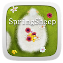 ZSpringSheep GO Locker Theme icon