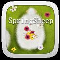 ZSpringSheep GO Locker Theme icon