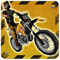 3D Motocross Bike: Industrial icon