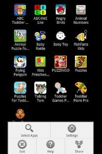 Child Lock Lite - screenshot thumbnail