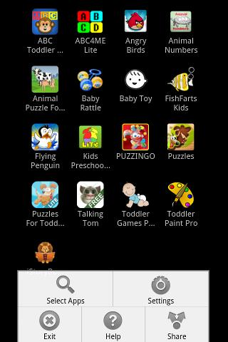 Child Lock Lite - screenshot