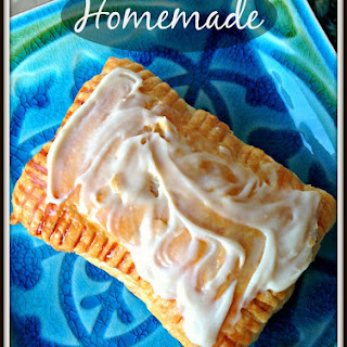 Homemade Toaster Strudels {quick and easy}