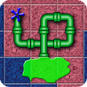 Water Connect - Pipes Puzzle icon