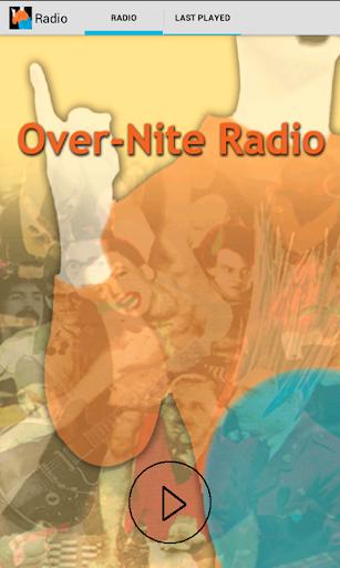 Over-Nite Radio