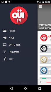 OUIFM - Rock Pop and Soul - screenshot thumbnail