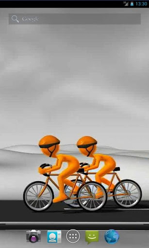 Cycle Racing Live Wallpaper