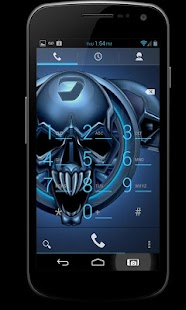 "CM10 JB Theme: ""CEE THROO"" - screenshot thumbnail"