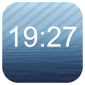 iPhone Clock Widget icon