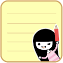 My Deco Memo Note Sticker icon