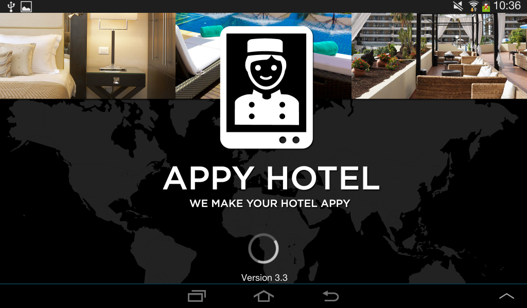 Appy Hotel - Enjoy Your Hotel!- screenshot