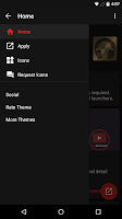 Screenshot of Gold - Icon Pack