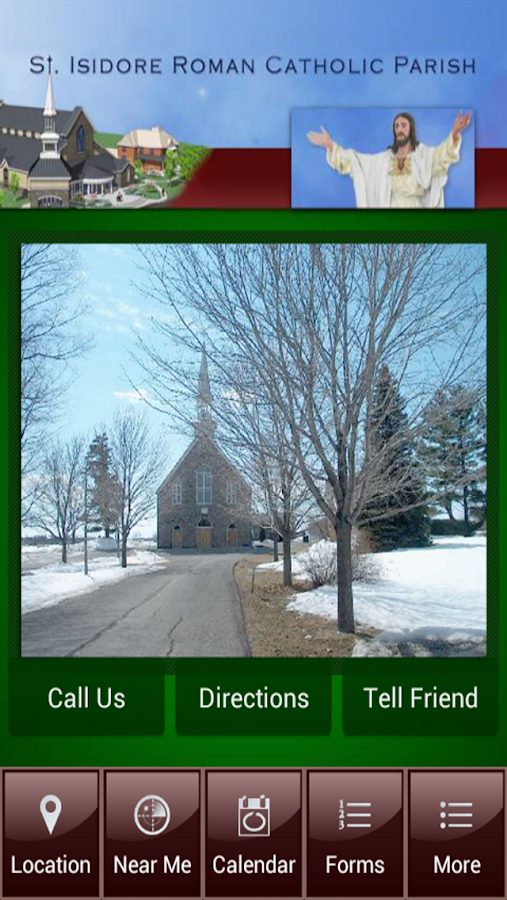 St. Isidore Roman Catholic- screenshot