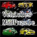 VEHICLES PUZZLE icon