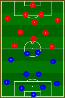 サッカー 作戦ボードのおすすめ画像1
