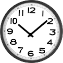 Simple Analog Clock logo